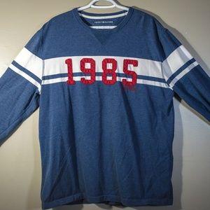 Tommy Hilfiger 1985 Striped Long Sleeve Shirt